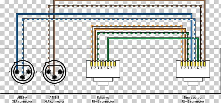Wiring Diagram Pinout RJ-45 DMX512 Electrical Wires & Cable ... on