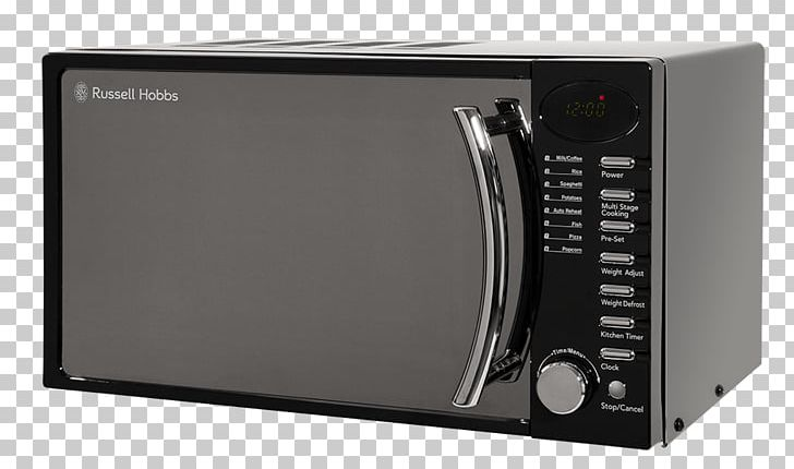 Microwave Ovens Russell Hobbs Home Appliance Vacuum Cleaner PNG, Clipart, Audio Receiver, Electronics, Freezers, Home Appliance, Kitchen Free PNG Download