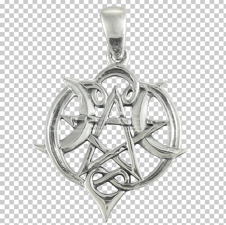 Pentacle Pentagram Symbol Wicca Seal Of Solomon PNG, Clipart, Body Jewelry, Charms Pendants, Copper, Crescent, Earth Free PNG Download