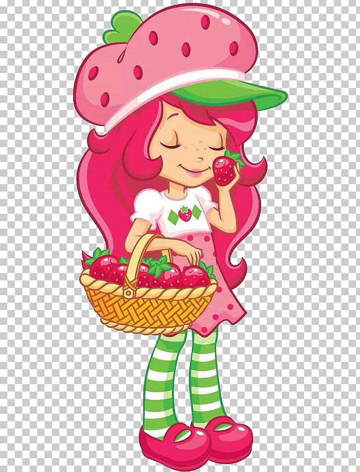 Strawberry Shortcake Strawberry Shortcake Strawberry Pie Charlotte