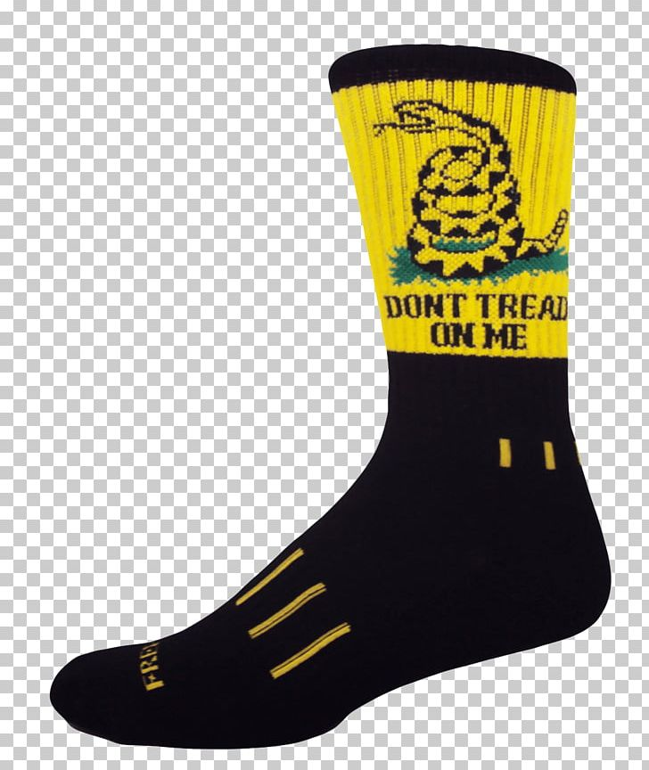 Sock American Revolutionary War United States Gadsden Flag
