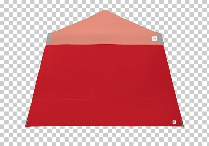 E-Z UP Recreational Sidewall Shade Canopy Gazebo PNG