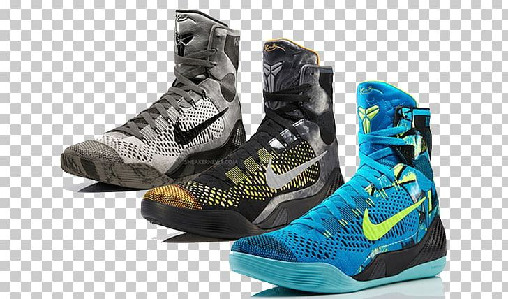 premium selection 00d04 142f6 High-top Nike Kobe 9 Elite  Victory  Mens Sneakers Basketball Shoe PNG,  Clipart, Free PNG Download