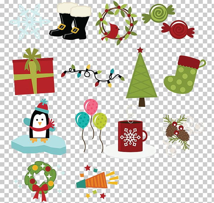 Christmas Tree Santa Claus Christmas Ornament PNG, Clipart, Area, Artwork, Branch, Christmas, Christmas Decoration Free PNG Download
