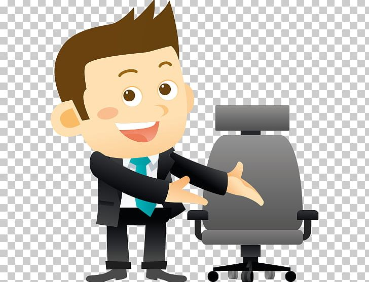 Salesperson Computer Software PNG, Clipart, Business, Cartoon, Chair, Clip Art, Company Free PNG Download