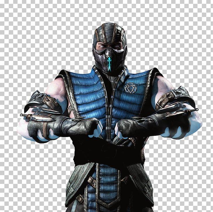sub zero mortal kombat mask png