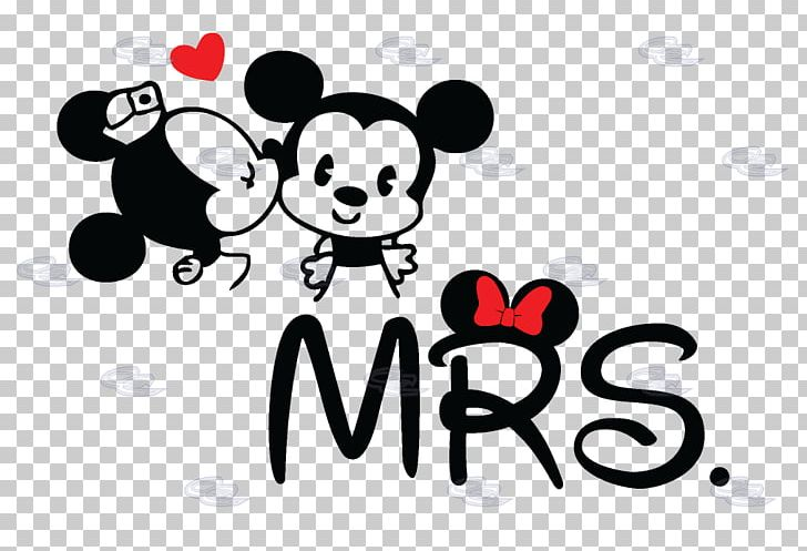 Minnie Mouse Mickey Mouse Black And White Png Clipart Art