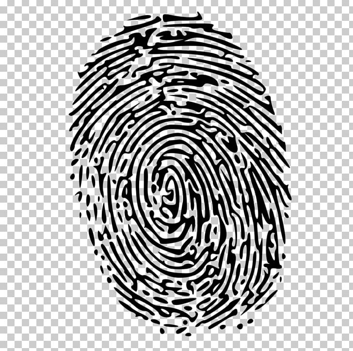 Fingerprint Forensic Science Png Clipart Area Black Black And White Born Again Circle Free Png Download