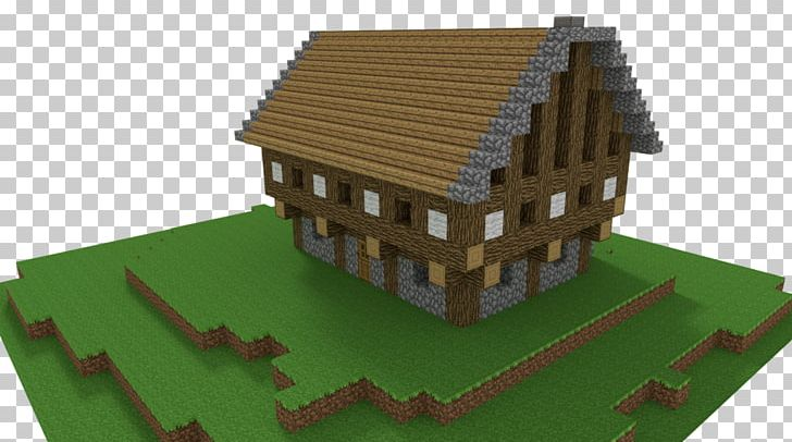 Minecraft Youtube Video Twitch House Png Clipart