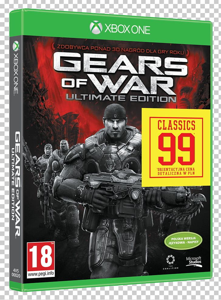 Gears Of War 4 Gears Of War: Ultimate Edition Xbox 360 Xbox