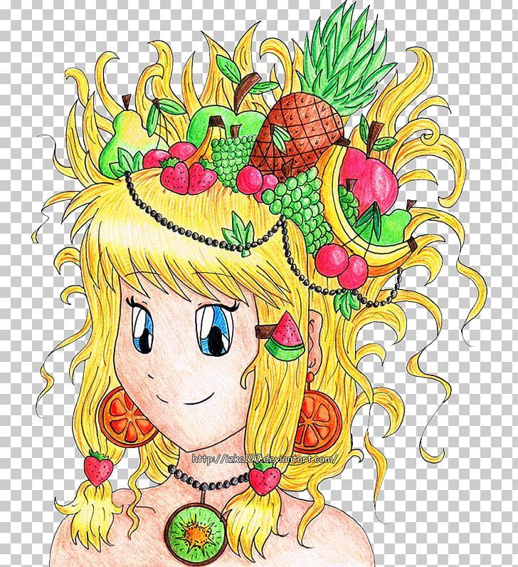 Floral Design Fruit Vegetable Drawing Png Clipart Art