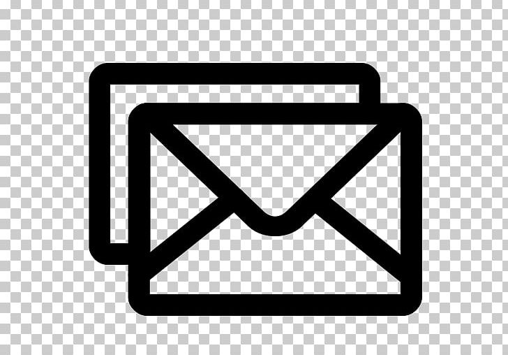 Email Box Computer Icons Mobile Phones Bounce Address PNG, Clipart, Angle, Area, Black, Black And White, Bounce Address Free PNG Download