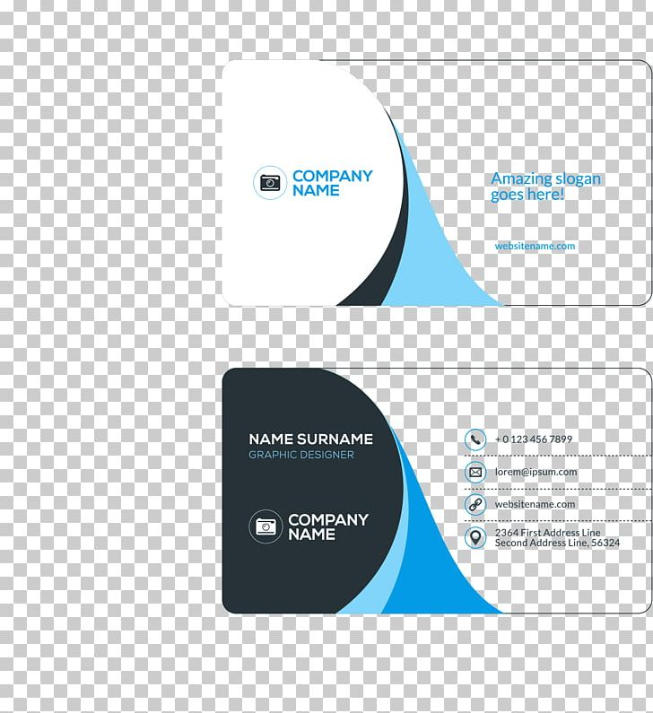 Business Card Visiting Card Flat Design PNG, Clipart, Birthday Card, Blue, Business, Business Man, Business Woman Free PNG Download