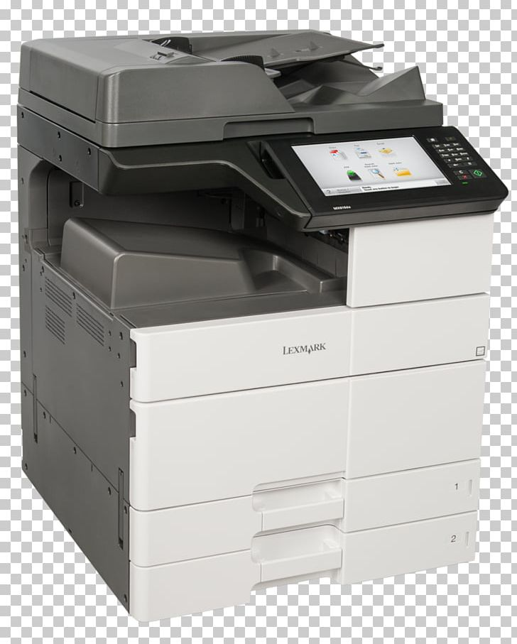 26Z0173 Lexmark MX910de A3 Mono Multifunction Printer Multi