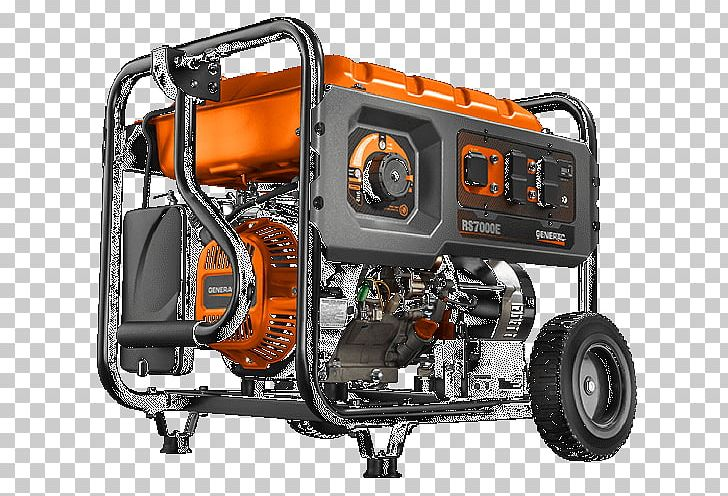 Generac Power Systems Engine-generator Electric Generator Standby Generator Generac GP6500 PNG, Clipart, Architectural Engineering, Automotive Exterior, Business, Electric Generator, Electricity Free PNG Download