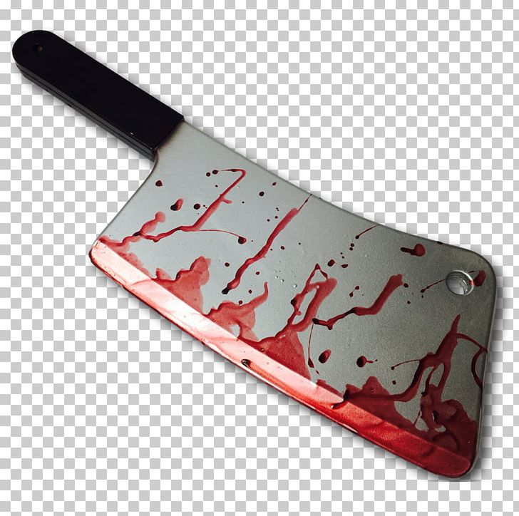 Butcher Knife Bloody Meat Cleaver Kitchen Knives PNG