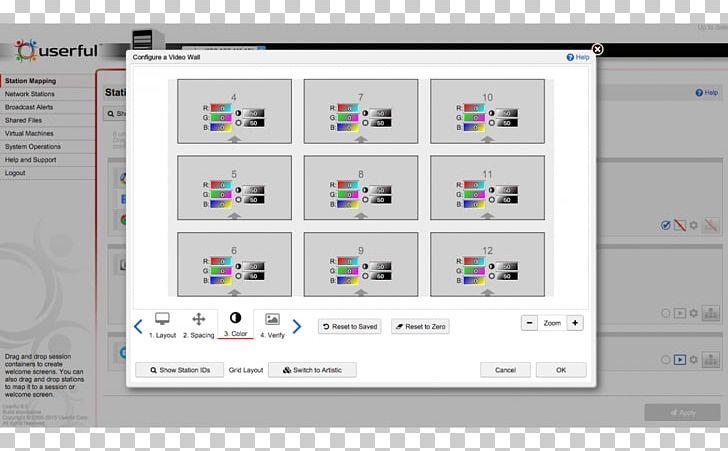 Screenshot Userful Design Video Wall Multimedia PNG, Clipart