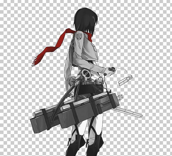 Mikasa Ackerman Eren Yeager Attack On Titan Anime Manga Png