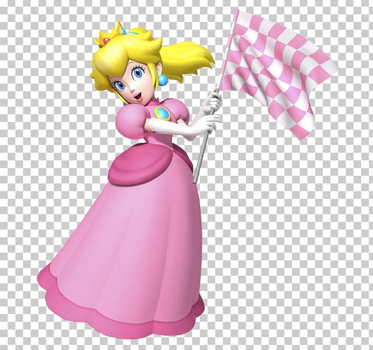 Mario Kart 7 Super Mario Bros Princess Peach Princess Daisy