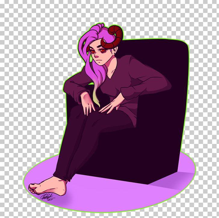 Purple Violet Magenta Art PNG, Clipart, Art, Art Museum, Cartoon, Character, Fiction Free PNG Download