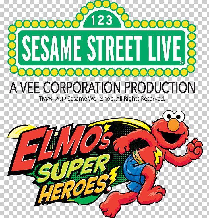 Elmo Grover Abby Cadabby Big Bird Sesame Street Live Png