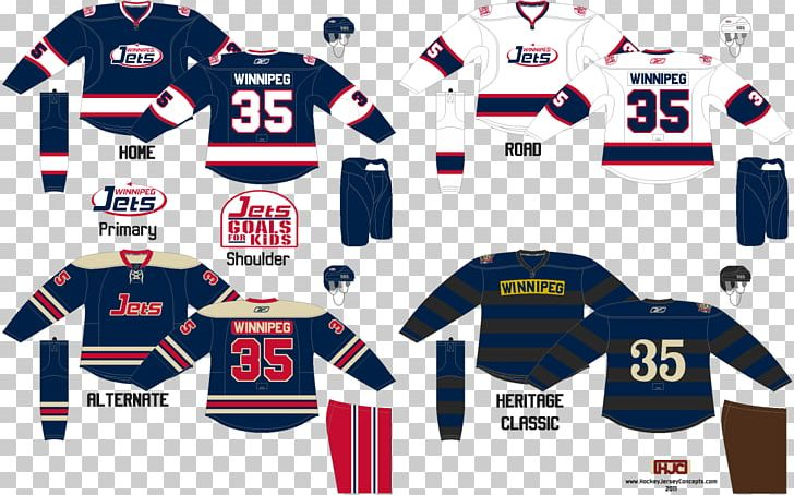 detailed look 9ef91 dbe6d Winnipeg Jets Jersey National Hockey League T-shirt Calgary ...