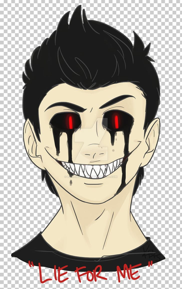 Devil art png clipart anime art black hair cannibalism cartoon free png download