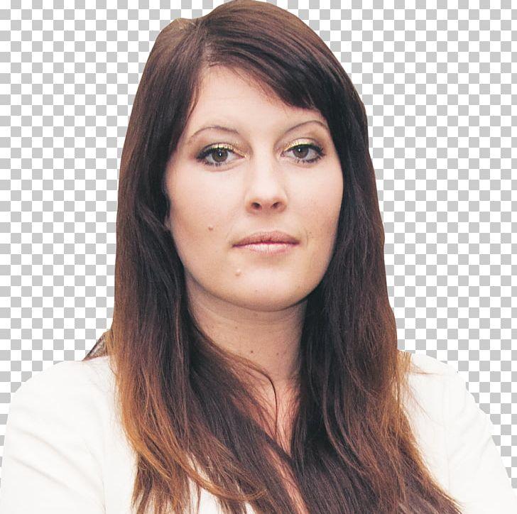 Beatrice Rindevall ETC Journalist .de Long Hair PNG, Clipart, Beauty, Black Hair, Brown Hair, Cheek, Chin Free PNG Download