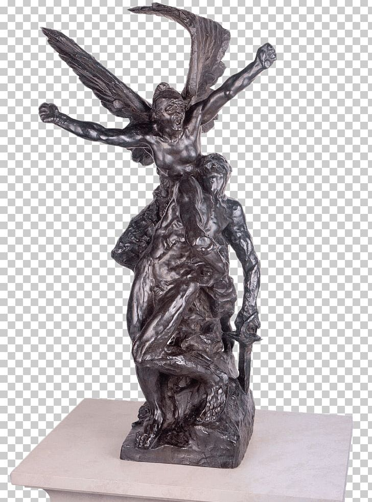 The Shade Bronze Sculpture Rodin Museum Poet And Muse Png Clipart