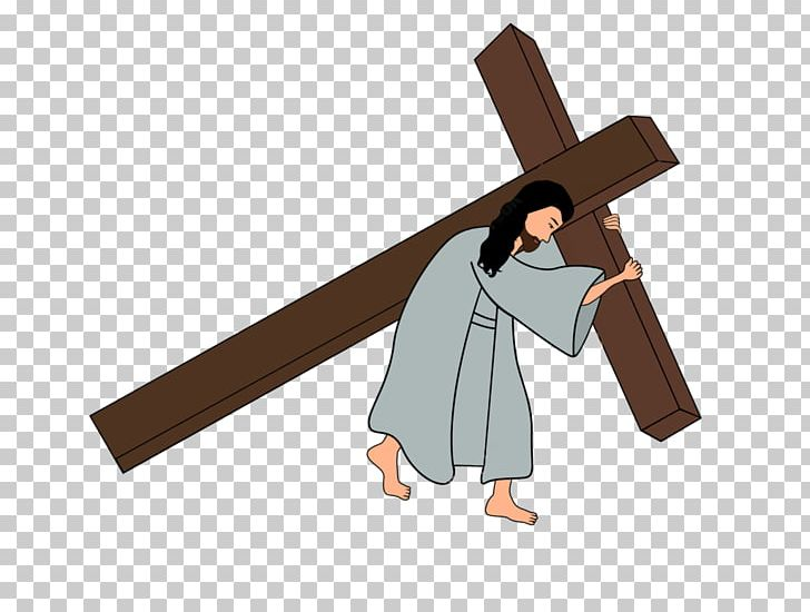 Christian Cross Calvary Stations Of The Cross Drawing PNG, Clipart, Art, Calvary, Cartoon, Christian Cross, Cristo Llevando La Cruz Free PNG Download