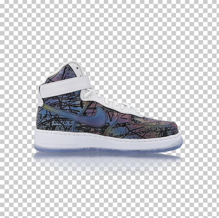 Sneakers Air Force 1 in Nike Basketball Schuh Nike png