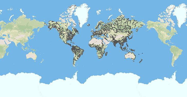 OpenStreetMap QGIS GeoJSON Geographic Information System PNG