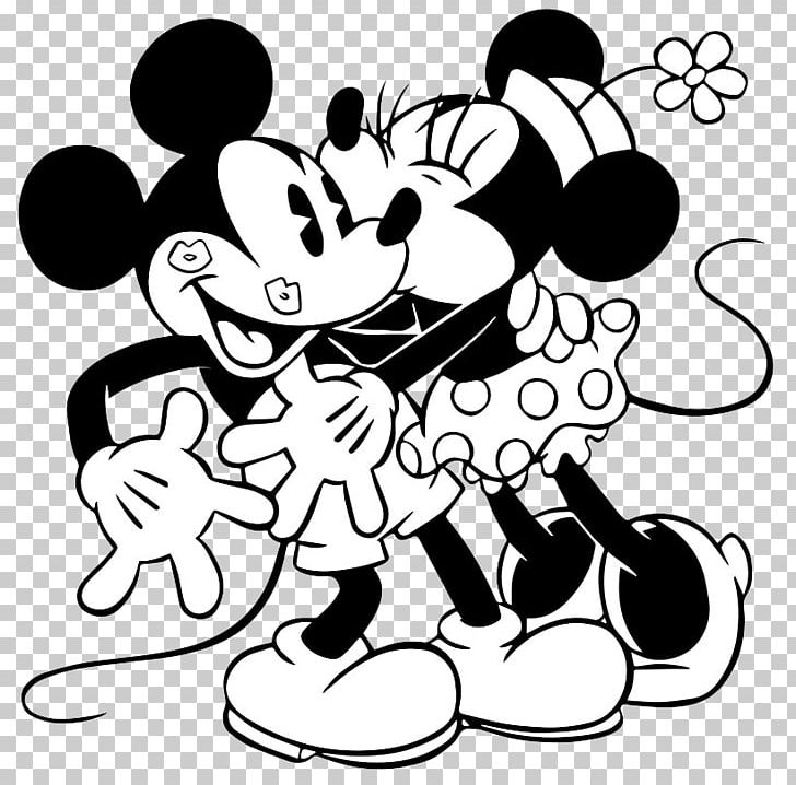 Mickey Mouse Minnie Mouse Pluto Coloring Book PNG, Clipart ...
