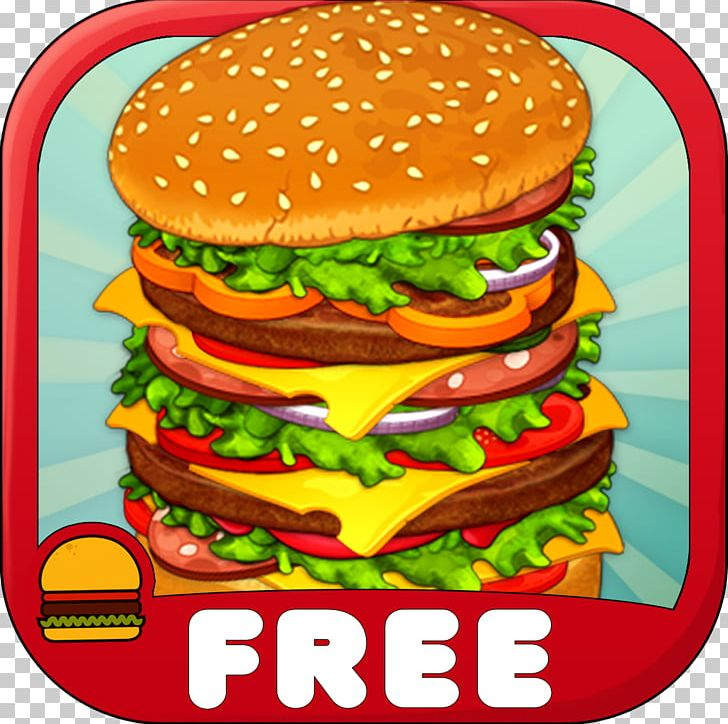 Cheeseburger Whopper Fast Food McDonald's Big Mac Veggie Burger PNG, Clipart, Android, Big Mac, Burger, Cheeseburger, Chef Free PNG Download