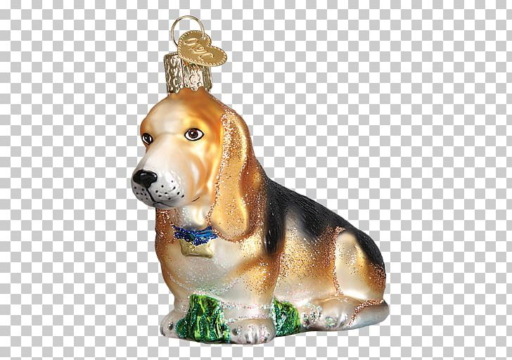Christmas Beagle Clipart.Beagle Basset Hound Dog Breed Dachshund Christmas Ornament