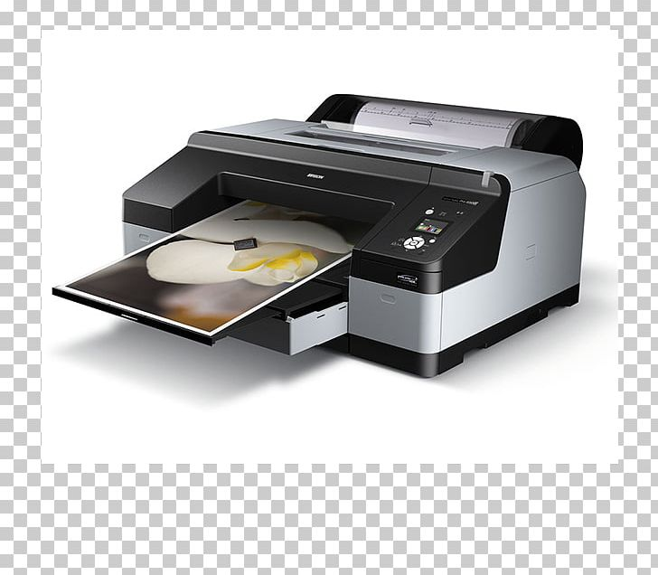 Paper Wide-format Printer Epson Inkjet Printing PNG, Clipart, Canon