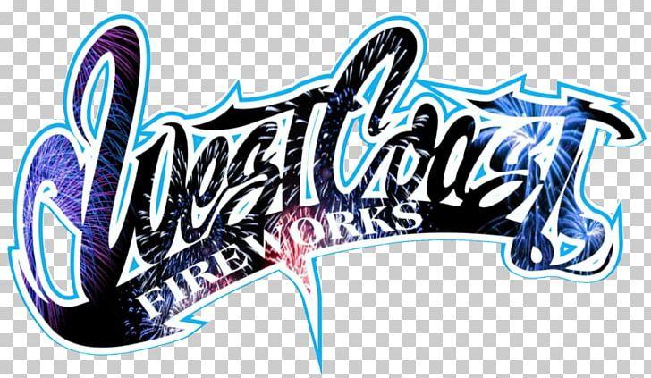 Perth West Coast Customs Fireworks Logo Festival PNG