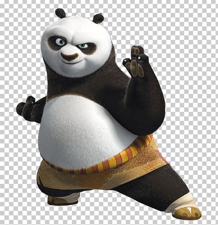 Po Giant Panda Kung Fu Panda Character DreamWorks Animation