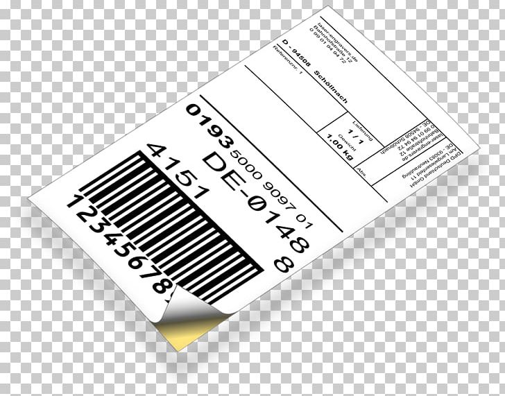 Barcode label. Paper printer png clipart