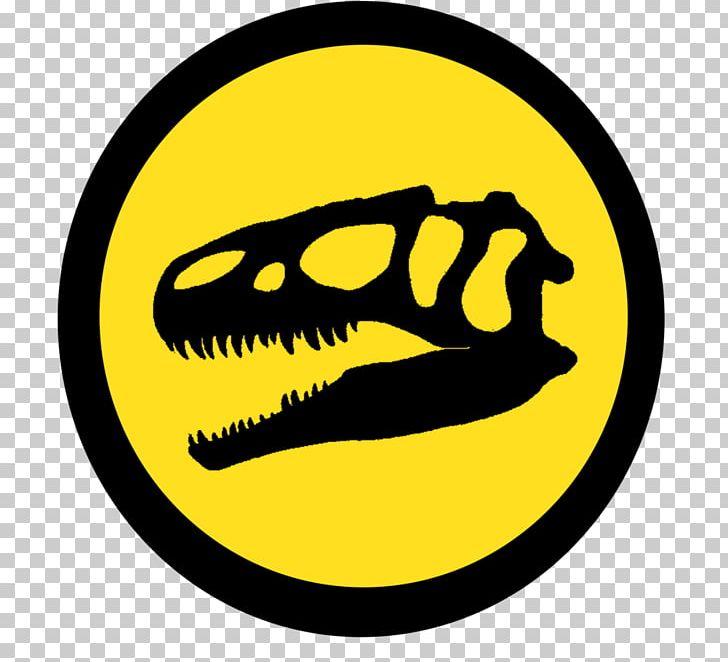 Allosaurus Jimmadseni Tyrannosaurus Jurassic Park Logo PNG, Clipart, Allosaurus, Allosaurus Jimmadseni, Art, Emoticon, Ingen Free PNG Download
