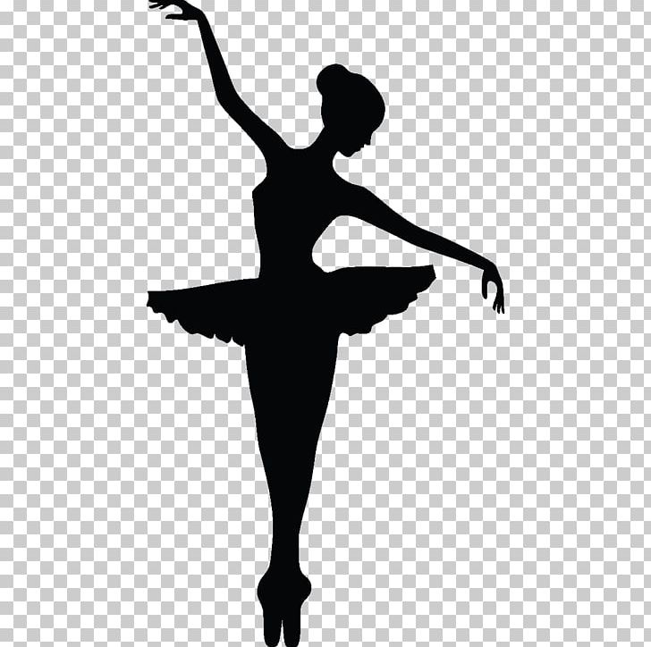 Wall Decal Ballet Dancer Sticker PNG, Clipart, Arm, Ballet, Ballet Dancer, Black And White, Choreographer Free PNG Download