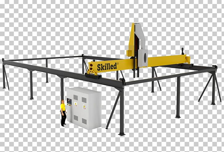 Machine Cartesian Coordinate Robot Palletizer Gantry Crane