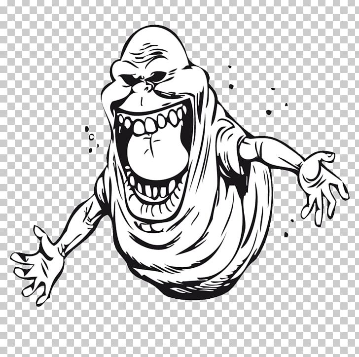 Slimer Stay Puft Marshmallow Man YouTube Coloring Book ...