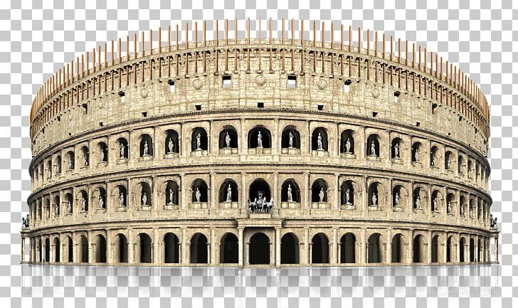 Colosseum Theatre Of Marcellus Ancient Rome Png Clipart
