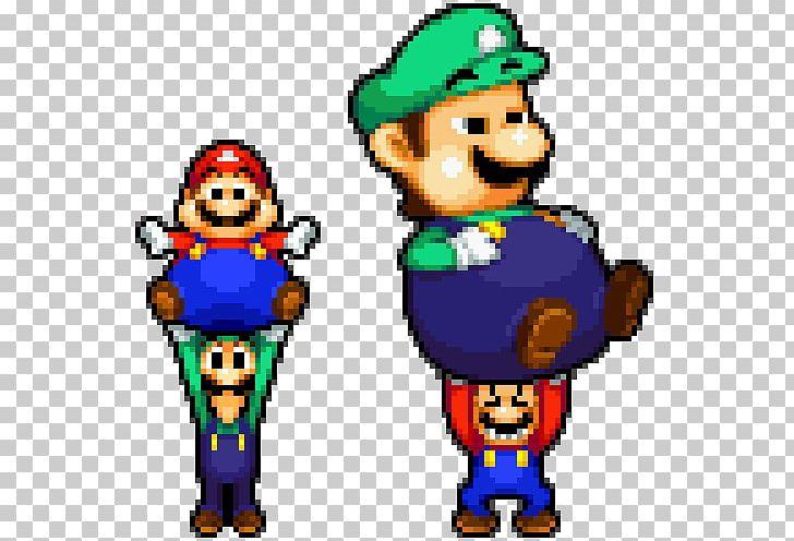 Mario Luigi Superstar Saga Mario Luigi Bowser S Inside