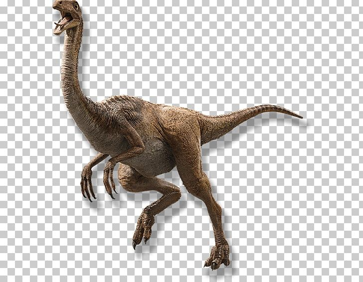 Gallimimus Parasaurolophus The Lost World Dinosaur ...