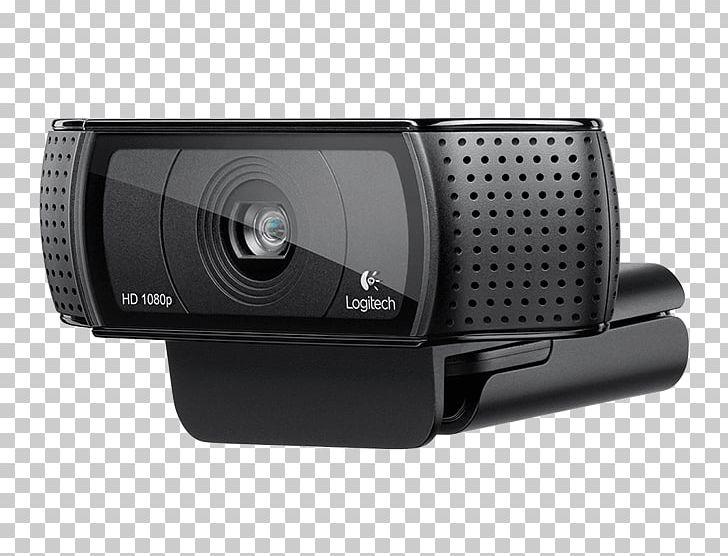 Logitech C920 Pro Webcam 1080p B & H Photo Video PNG