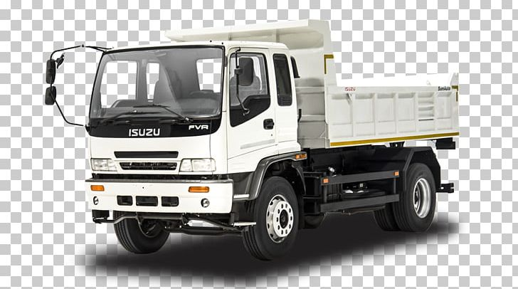 Commercial Vehicle Car Isuzu Motors Ltd. Dump Truck PNG, Clipart, Brand, Car, Cargo, Commercial Vehicle, Diesel Engine Free PNG Download