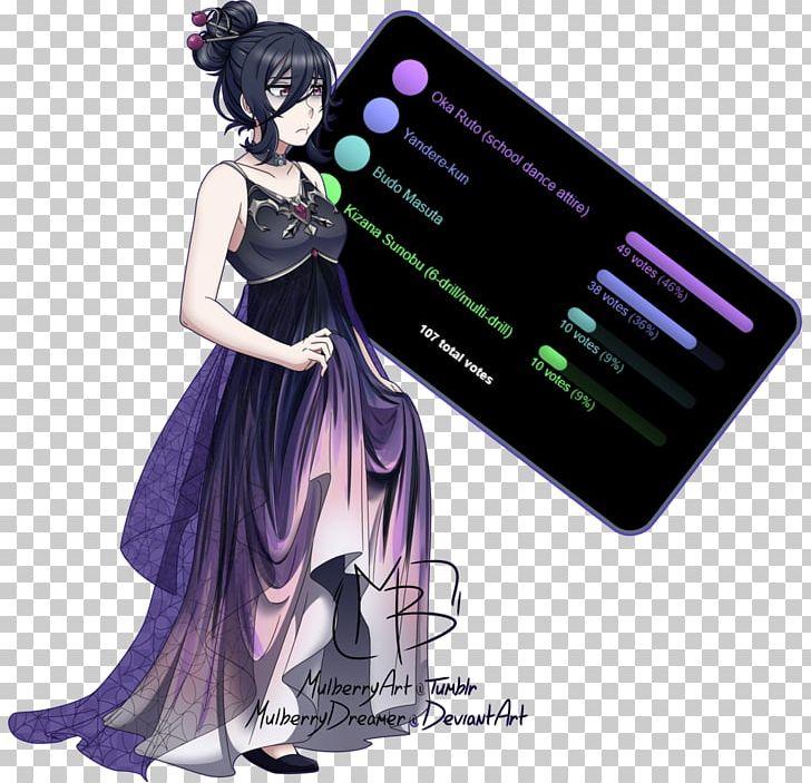 Yandere Simulator Pin Bun Hairstyle PNG, Clipart, Art, Bun, Color