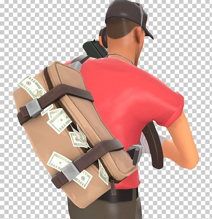 Team Fortress 2 Money Bag Duffel Bags Png Clipart Arm